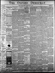 Oxford Democrat - Vol. 83, No.20 - May 16,1916