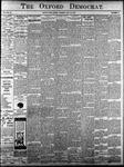 Oxford Democrat - Vol. 83, No.21 - May 23,1916