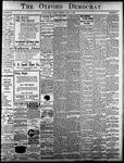 Oxford Democrat - Vol. 83, No.24 - June 13,1916