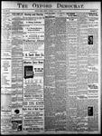 Oxford Democrat - Vol. 83, No.27 - July 04,1916
