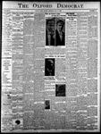 Oxford Democrat - Vol. 83, No.28 - July 11,1916