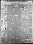 The Oxford Democrat - Vol. 83, No.31 - August 01,1916