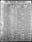 Oxford Democrat - Vol. 83, No.32 - August 08,1916