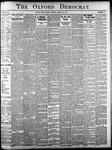 Oxford Democrat - Vol. 83, No.33 - August 18,1916