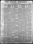 Oxford Democrat - Vol. 83, No.34 - August 22,1916