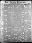 Oxford Democrat - Vol. 83, No.35 - August 29,1916