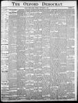 The Oxford Democrat - Vol. 83, No.38 - September 19,1916