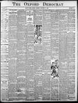 Oxford Democrat - Vol. 83, No.42 - October 17,1916