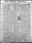 Oxford Democrat - Vol. 83, No.43 - October 24,1916