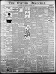 Oxford Democrat - Vol. 83, No.45 - November 07,1916
