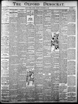 Oxford Democrat - Vol. 83, No.47 - November 21,1916