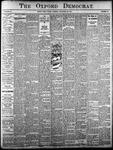 Oxford Democrat - Vol. 83, No.48 - November 28,1916