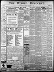Oxford Democrat - Vol. 83, No.50 - December 12,1916
