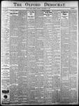 Oxford Democrat - Vol. 83, No.51 - December 19,1916
