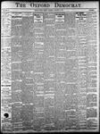 Oxford Democrat: Vol. 84, No. 1 - January 02,1917
