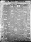 The Oxford Democrat: Vol. 84, No. 1 - January 02,1917