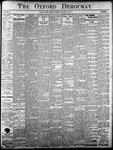 Oxford Democrat: Vol. 84, No. 2 - January 09,1917
