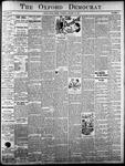 Oxford Democrat: Vol. 84, No. 3 - January 16,1917