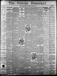 Oxford Democrat: Vol. 84, No. 5 - January 30,1917
