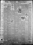 The Oxford Democrat: Vol. 84, No. 6 - February 06,1917