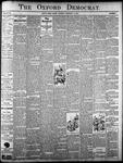 Oxford Democrat: Vol. 84, No. 7 - February 13,1917