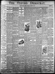 The Oxford Democrat: Vol. 84, No. 10 - March 06,1917