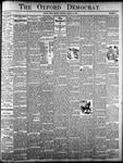 Oxford Democrat: Vol. 84, No. 11- - March 13,1917