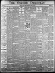 Oxford Democrat: Vol. 84, No. 12- - March 20,1917