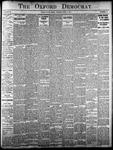 Oxford Democrat: Vol. 84, No. 14 - April 03,1917