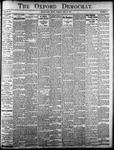 The Oxford Democrat: Vol. 84, No. 15 - April 10,1917