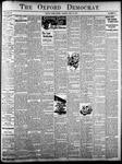 Oxford Democrat: Vol. 84, No. 21 - May 22,1917