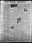 Oxford Democrat: Vol. 84, No. 22 - May 29,1917