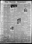 The Oxford Democrat: Vol. 84, No. 22 - May 29,1917
