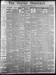 Oxford Democrat: Vol. 84, No. 23 - June 05,1917