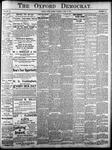 Oxford Democrat: Vol. 84, No. 24 - June 12,1917