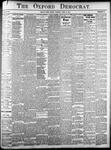 Oxford Democrat: Vol. 84, No. 25 - June 19,1917