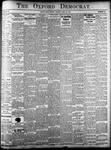 Oxford Democrat: Vol. 84, No. 26 - June 26,1917