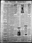 Oxford Democrat: Vol. 84, No. 27 - July 03,1917