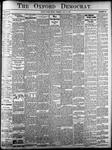 The Oxford Democrat: Vol. 84, No. 28 - July 10,1917
