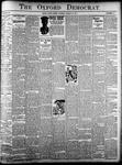 Oxford Democrat: Vol. 84, No. 33 - August 14,1917