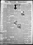 Oxford Democrat: Vol. 84, No. 34 - August 21,1917