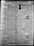 Oxford Democrat: Vol. 84, No. 37 - September 11,1917