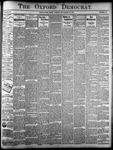 Oxford Democrat: Vol. 84, No. 39 - September 25,1917