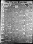 The Oxford Democrat: Vol. 84, No. 40 - October 02,1917
