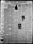 Oxford Democrat: Vol. 84, No. 42 - October 16,1917