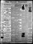 Oxford Democrat: Vol. 84, No. 43 - October 23,1917