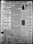 Oxford Democrat: Vol. 84, No. 44 - October 30,1917