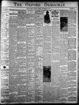 The Oxford Democrat: Vol. 84, No. 45 - November 06,1917