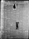 The Oxford Democrat: Vol. 84, No. 47 - November 20,1917