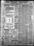 Oxford Democrat: Vol. 84, No. 51 - December 18,1917